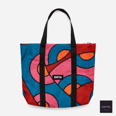 PARRA SERPENT PATTERN TOTE BAG MULTI