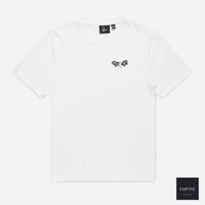 PARRA FOCUSED T-SHIRT - White