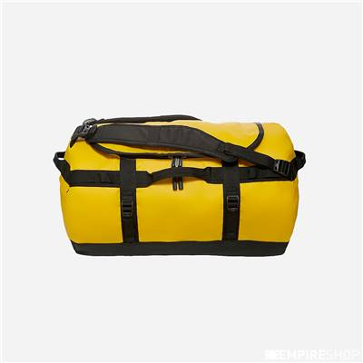 THE NORTH FACE DUFFEL BASE CAMP SMALL - Summit gold TNF Black
