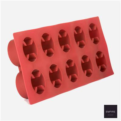 INDEPENDENT CROSS CUBE TRAY - Red