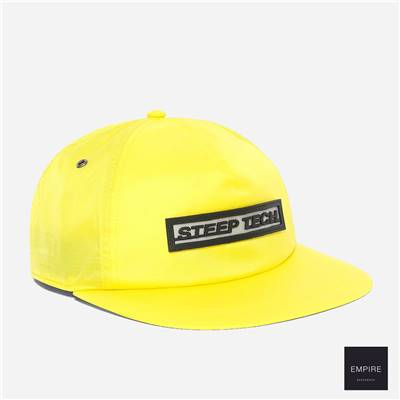 THE NORTH FACE STEEP TECH CAP - Lightning Yellow