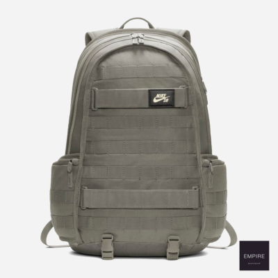 NIKE SB RPM SKATEBOARDING BACKPACK - Light Army / Coconut Milk