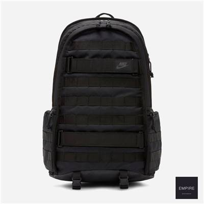 NIKE SB RPM SKATEBOARDING BACKPACK - Black Black