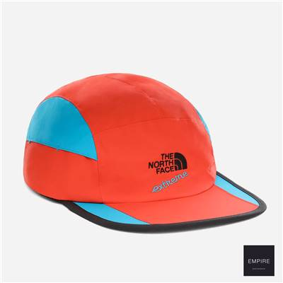 THE NORTH EXTREME BALL CAP - Fiery Red