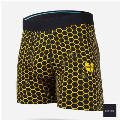 STANCE HIVE WHOLESTER WU TANG - Black