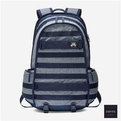 NIKE SB RPM SKATEBOARDING BACKPACK - Black Black Sail