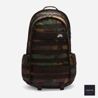 NIKE SB RPM SKATEBOARDING BACKPACK - Black Black Camo