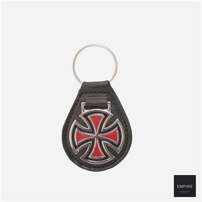 INDEPENDENT SOLO KEYCHAIN - Black