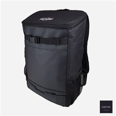 INDEPENDENT CONTAINER TRAVEL BAG - Black