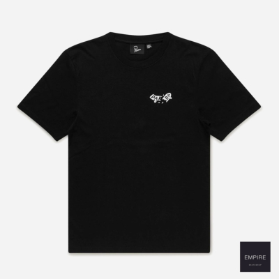 PARRA FOCUSED T-SHIRT - Black