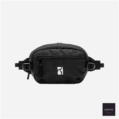 POETIC COLLECTIVE TECH BELT BAG - Black